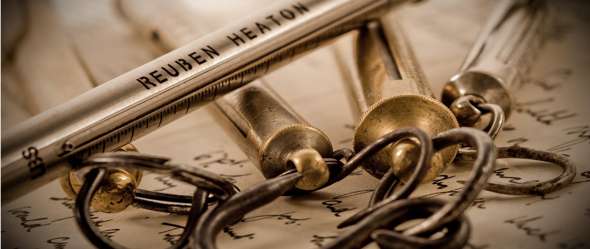 Weighing Scales Since 1857 Reuben Heaton British Manufacturer